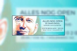 Engel – Alles nog open tour