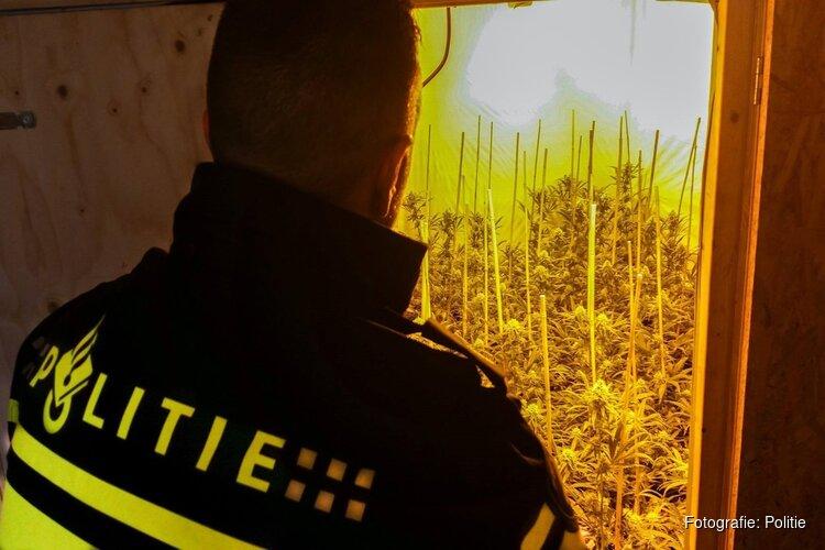 Burgemeester sluit drugspanden op bedrijventerreinen Westfrisia en De Oude Veiling