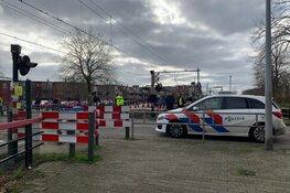 Persoon aangereden bij spoorwegovergang Hoorn-Kersenboogerd