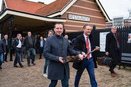 Eerste publieke rit voor historische tram op biokool