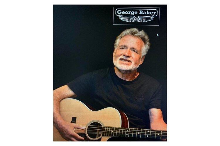 Komende zaterdag George Baker en The Cats Aglow Band in Marlene