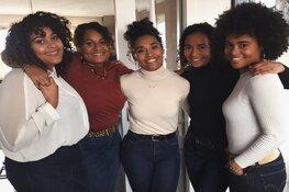 The African Sisters staan in de finale van The Voice Family