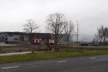 Wegen rondom brand Zwaag vrijgegeven