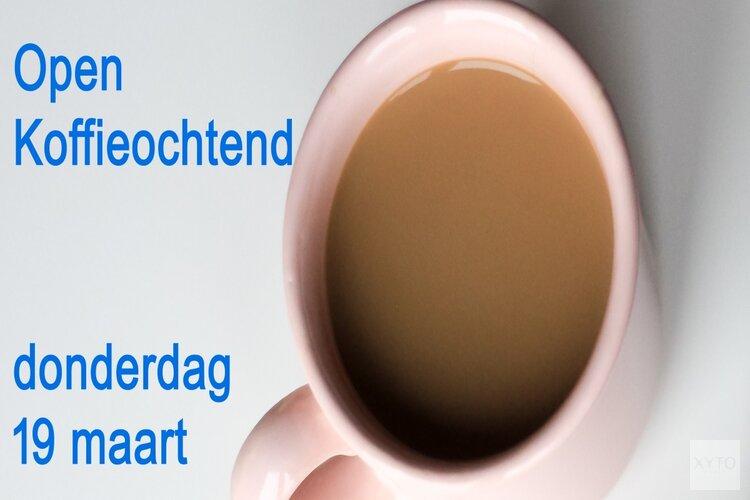 Ontmoet elkaar op de Open Koffieochtend