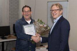 Taalheld 2019 Hans van Dijk krijgt waarderingsspeld