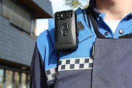 Bodycam handhaver leidt tot de-escalatie