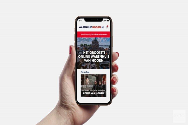 Hoorn opent groot online warenhuis tijdens coronacrisis