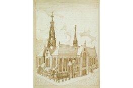 15de-eeuwse grafkisten onder het Kerkplein