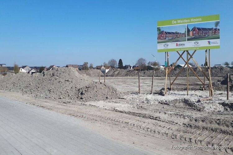 Bouwproces in Bangert en Oosterpolder blijft op gang