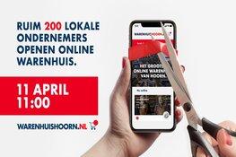 Ruim 200 Hoornse winkels openen samen groot warenhuis!