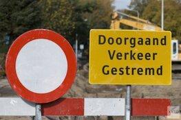 Afsluiting deel Berkhouterweg tussen vrijdag 15 mei en maandag 18 mei