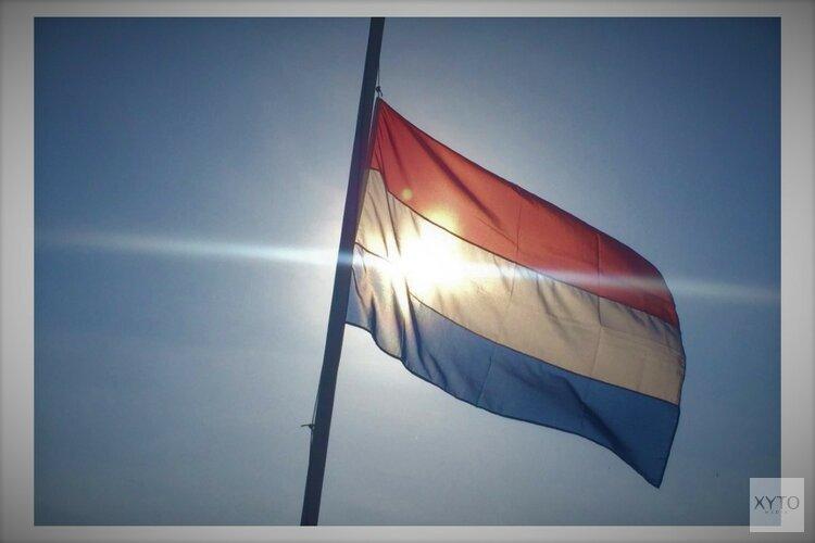 Oproep: hang uw vlag op 4 mei de hele dag halfstok