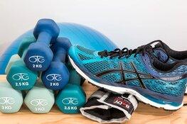Jeugd én volwassenen kunnen sporten in de buitenlucht