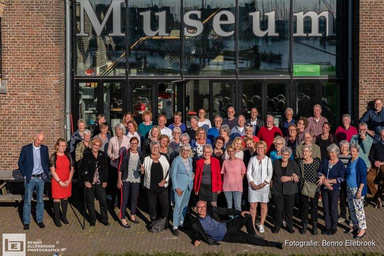 Stadsfotograaf Benno Ellerbroek bij Museum-TV Live vanuit Museum van de 20e Eeuw