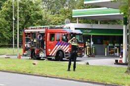 Brandstichting bij tankstation in Hoorn