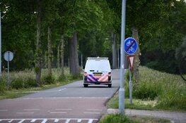 Overval in Hoorn, helikopter ingezet bij zoekactie