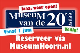 Museum van de 20e Eeuw weer open
