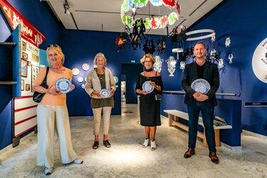 Magische knipkunst-expositie verlengd