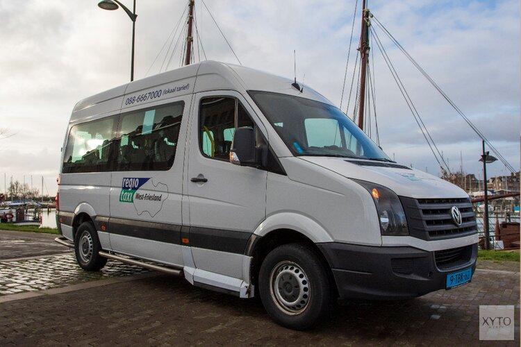 Zorg- en taxivervoer in aangepaste vorm opgestart