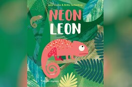 Kleurrijk voorleesfeest Neon Leon