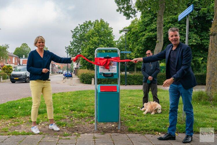 Bewoners maken hondenpoep opruimen makkelijker in Hoorn-Noord en venenlaankwartier