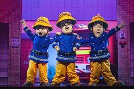 Deze zomer terug in het theater: Brandweerman Sam Live! - Het Grote Kampeeravontuur