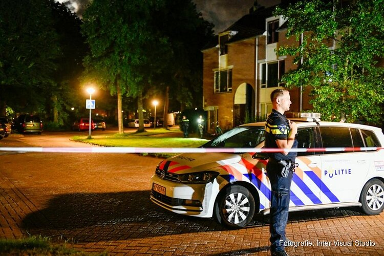Man in voet geschoten in Hoorn