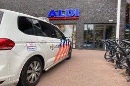 Overval op supermarkt in Hoorn