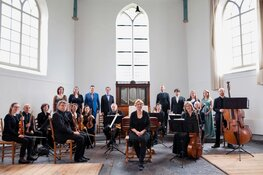 Apollo Ensemble met solocantates van Bach