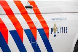 Blauwe Mini gevonden na ongeval in Schellinkhout