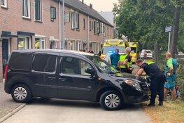 Bromfietser gewond bij ongeval in Hoorn