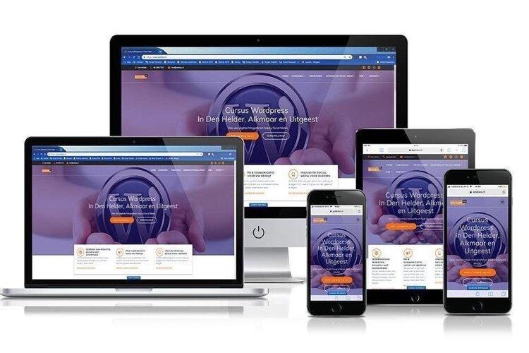 Bouw uw eigen website met Wordpress