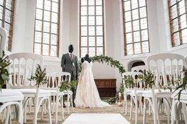 Trouwbeurs in de splinternieuwe en ruime Noorderkerk in Hoorn!
