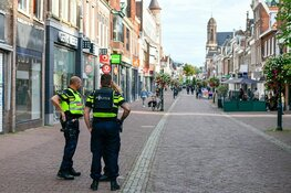 Gewapende overval in kledingzaak: getuigen gezocht