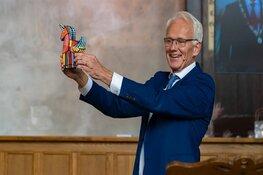 Afscheid van gemeentesecretaris Frans Mencke