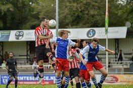 Pronk scoort hattrick tegen ADO '20 bij collectieve teamprestatie Hollandia