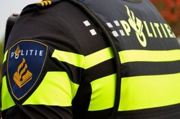 Verdachte aangehouden met vuurwapen, politie lost waarschuwingsschot