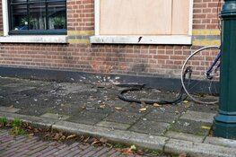 Verdachte(n) gezocht i.v.m. explosief in Hoorn