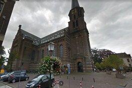 Plateau Grote Kerk tijdelijk afgesloten