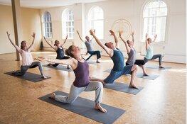 Yoga, nu ook voor ouderen!