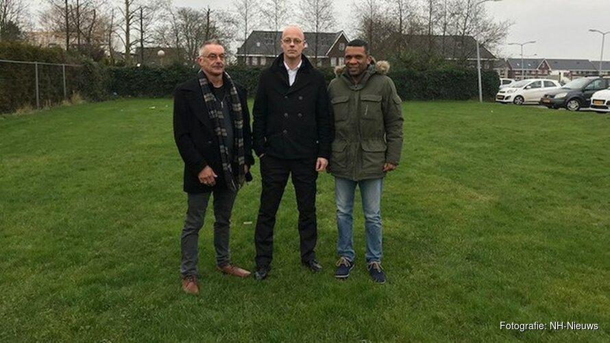 """Massaal verzet tegen flexwoningen Hoorn: """"Het lijkt ons beter om deze mensen te spreiden"""""""