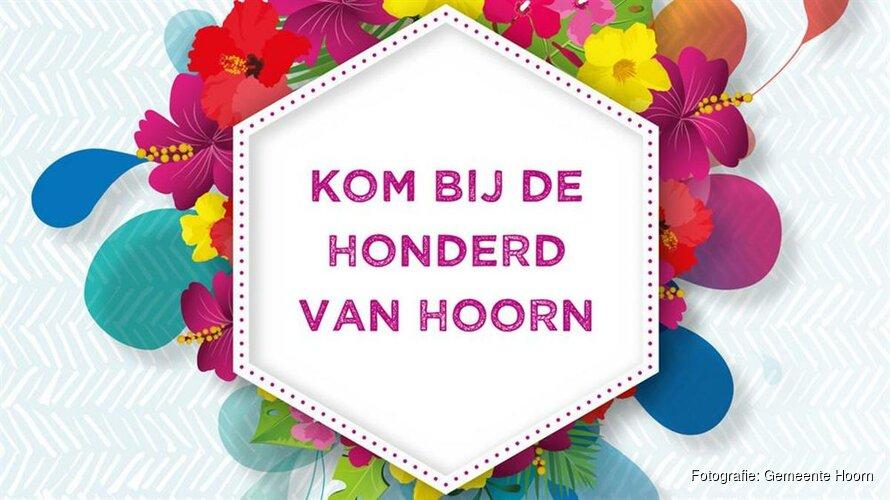 Kom bij de honderd van Hoorn