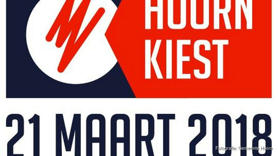 Hoorn kiest op 21 maart 2018