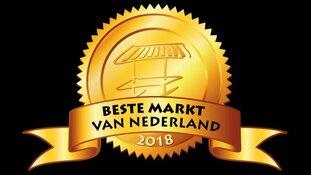 Hoornse zaterdagmarkt genomineerd voor Beste markt van 2018