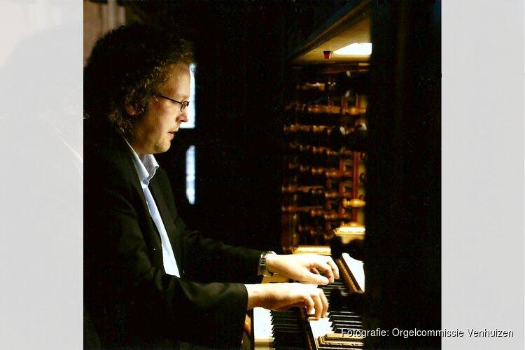 Orgelconcert Aarnoud de Groen in Hervormde kerk Venhuizen