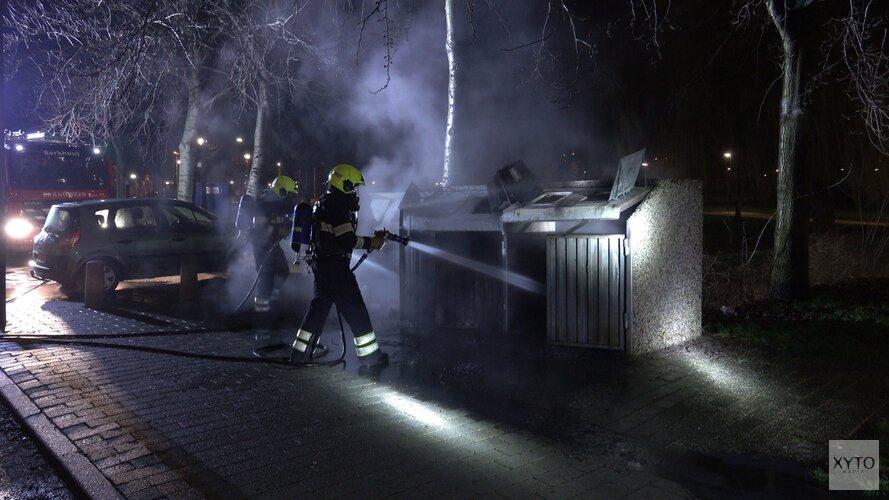 Brandweer met spoed naar buitenbrand