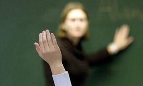 Veertig procent van de Nederlanders wil wel voor de klas, maar niet fulltime