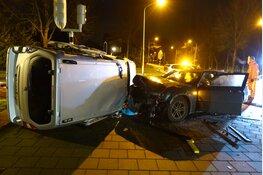 Gewonde bij zwaar ongeval in Hoorn