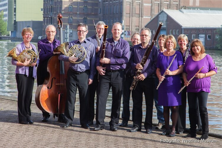 Blazersensemble Septentriones in het Westfries Museum