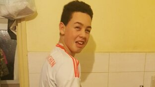 Ricardo (14) uit Medemblik sinds gisteravond vermist